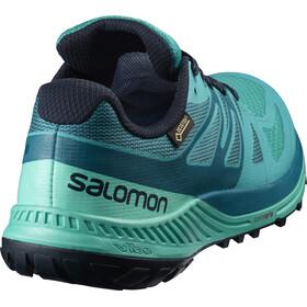 Salomon Sense Escape GTX Løbesko Damer, tropical green/atlantis/deep lagoon